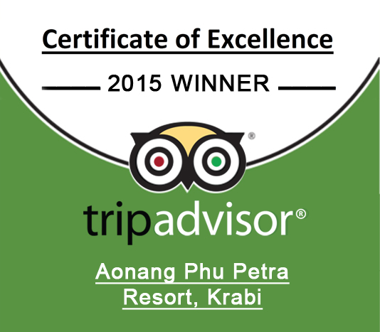 Job with Us : Aonang Phu Petra Resort Krabi Thailand 4 Star Villas